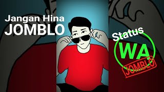 Gambar cover Status Wa! Status Jomblo Paijo Ft Dj Ojo Nesu #Tiktok #Animasi