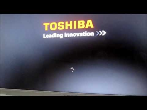 How To Reset Toshiba Satellite To Factory Settings (2 Ways) 100% Working