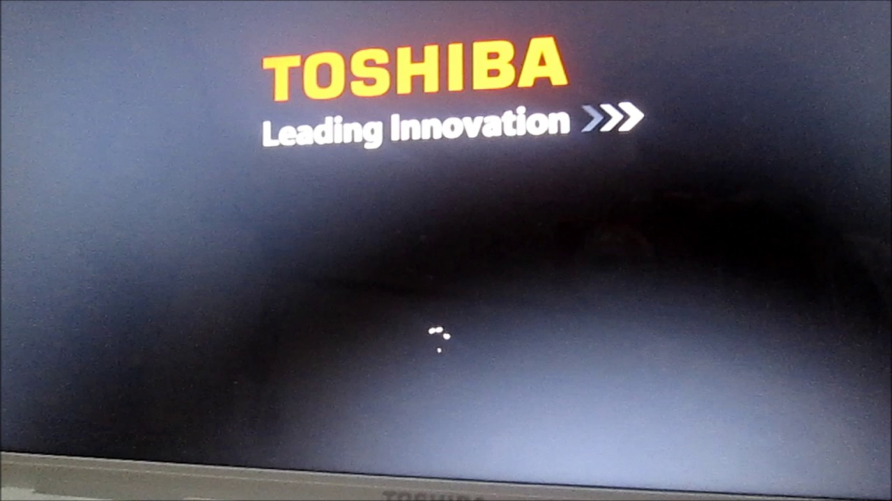 How to reset Toshiba satellite to factory settings (2 ways) 100