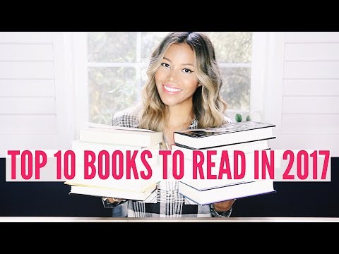 TOP 10 BOOKS TO READ IN 2017 | Ameriie