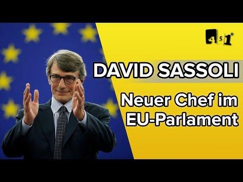 David Sassoli - Der neue Chef im EU Parlament | 451 Grad
