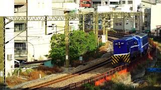 2018.05.07 高雄機廠通勤列車7214次通過(高雄站 - 左營站)