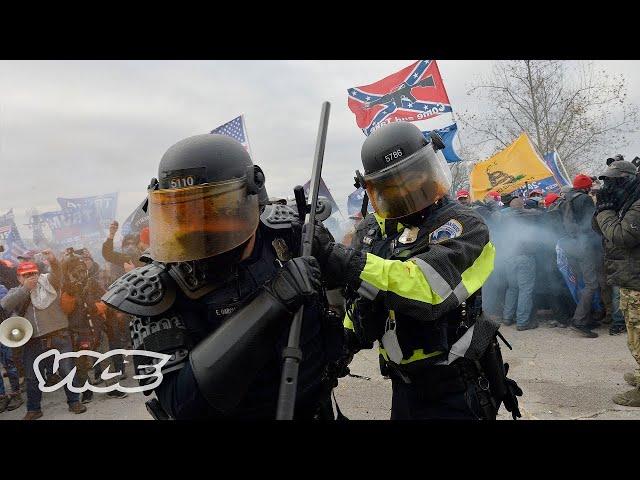 Filmed by the People: The First Person Look at the Capitol Riot