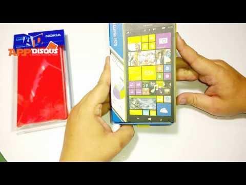 Appdisqus Review : รีวิว แกะกล่อง Nokia Lumia 1520 เครื่องขายไทย