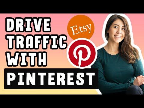 Pinterest For Business   Increase Etsy Traffic Using Pinterest!