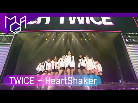 [2018 MGA] 트와이스(TWICE) - HeartShaker & Dance The Night Away
