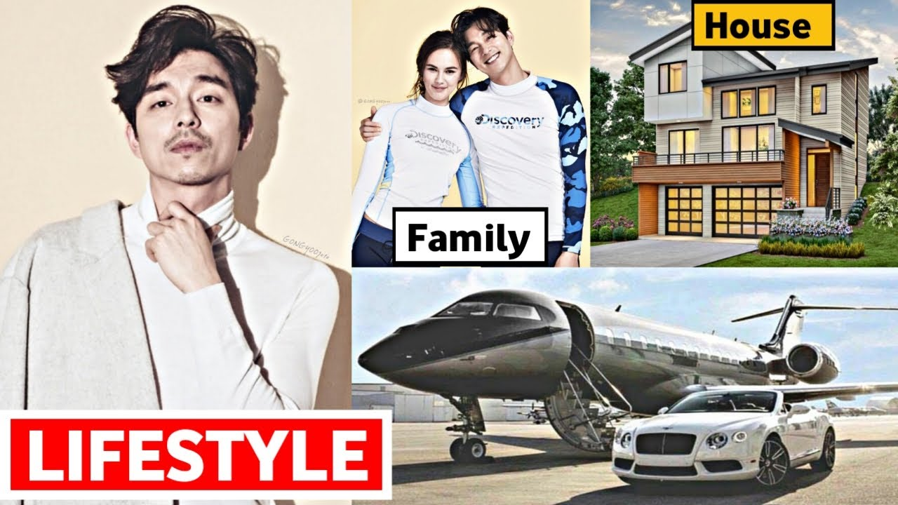 Download Gong Yoo Wife 2021, Net Worth, Facts, GF, Lifestyle | By Celebrity Lifestyle