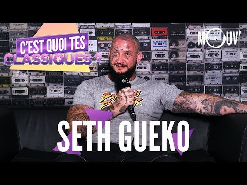 Youtube: SETH GUEKO: C'est quoi tes classiques?
