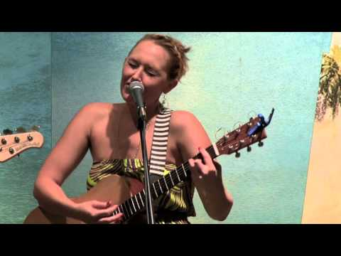 """Anuhea Exclusive Brand New Song First Time Played in Public """"Forever Summer"""""""