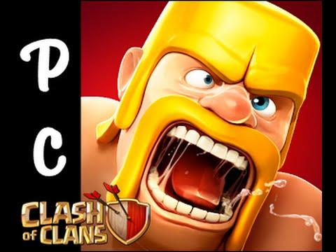 Cómo descargar Clash of Clans para PC 2014 / Download clash of clans for pc