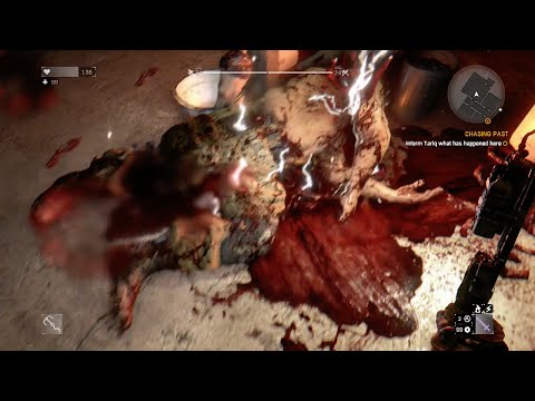 Dying Light: Are You With the Reptilians? (Hard Mode) - Part 40