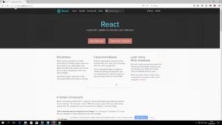 ReactJS - за что я люблю библиотеку React