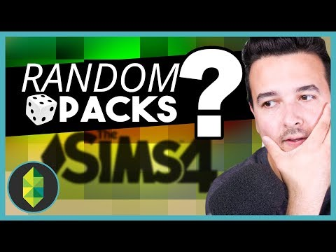 RAИDOM PACKS Build Challenge 2 | The Sims 4 thumbnail