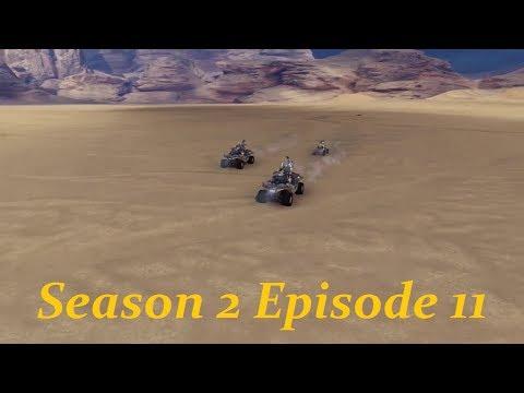 Gold Squad Season 2 Episode 11: The Final Battle (Halo 5 Machinima)