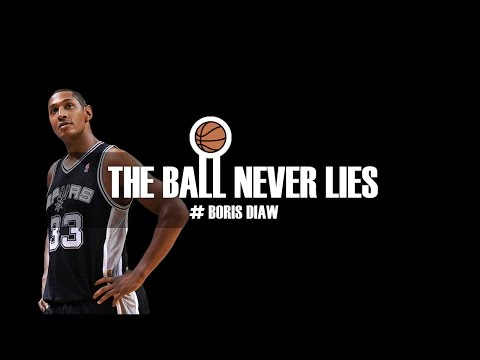 THE BALL NEVER LIES #24 - BORIS DIAW (Remix)