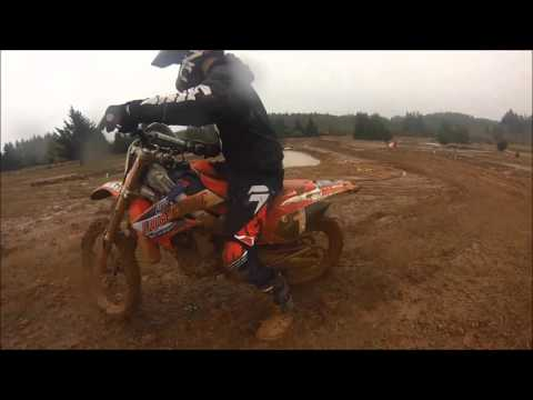 Territorial mx Eugene OR .  jan 23 2015 SLOPPY MESS DAY