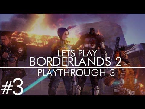 Borderlands 2 Ultimate Vault Hunter Mode Pt.3 (Frostburn Canyon) |