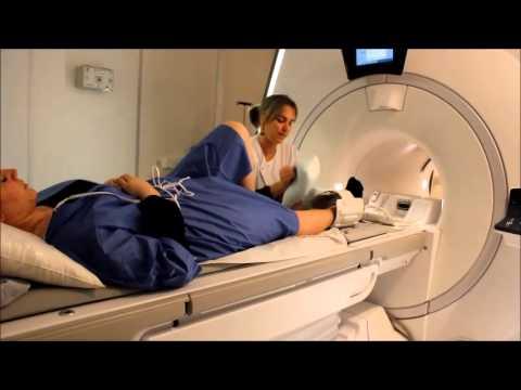 IRM de la cheville