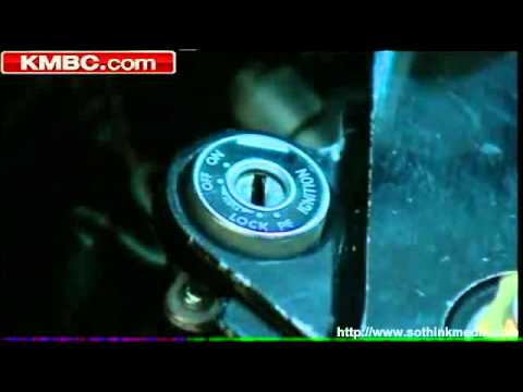 MyAutoAlert.com - ABC Channel9 2010 Thieves Target Sport Motorcycles
