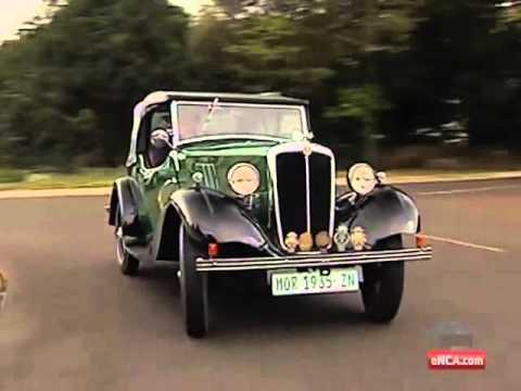 Morris models celebrated at vintage car show in Durban