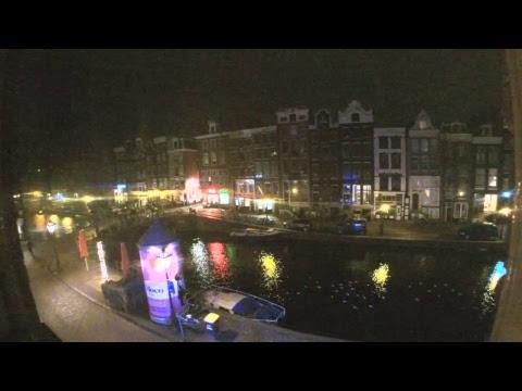 Amsterdam live WebCam 24/7