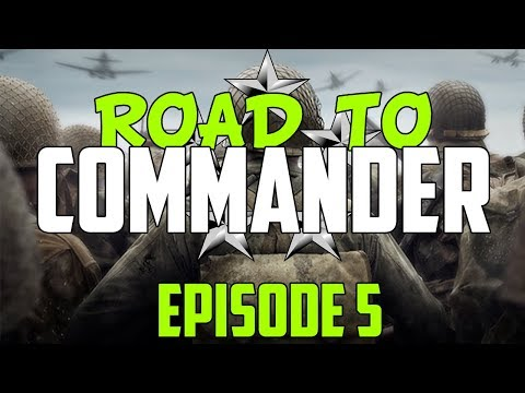 Call of Duty: WWII - Road to Commander - Episode 5! (COD WWII RTC)
