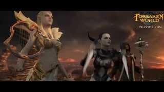 MMORPG Forsaken World - теперь и в РОССИИ!