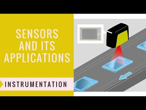 What is sensor || Its Types and Applications by Techmentation Lab