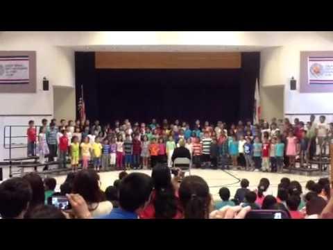 Spring concert from Joshua Chadbourne Elementary School 2013-14