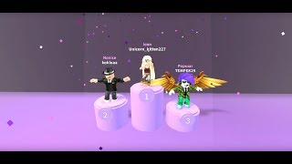 Roblox Dance Off-Black Pink du du du and Solo Jennie