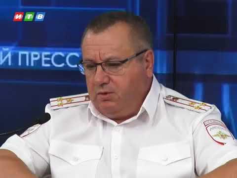 МВД Республики Крым: В ГИБДД готовятся к турпотоку