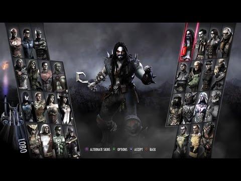 Injustice: Gods Among Us Arcade #30 - Lobo