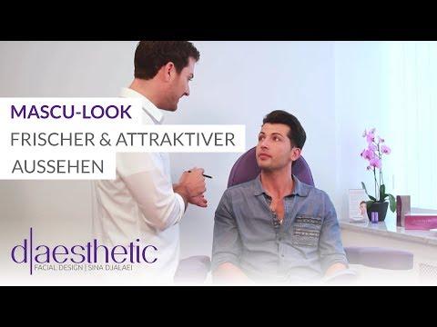 Mascu-Look: das neue Behandlungskonzept für den Mann by Dr. Djalaei