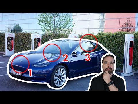 El sistema de sonido del Tesla Model 3: mejor que un B&O de 12.000...
