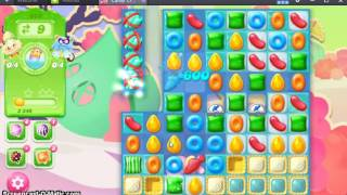 Candy Crush Jelly Saga Level 368  3*  No Boosters