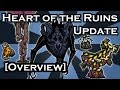 WHAT'S NEW? - HEART OF THE RUINS UPDATE - DON'T STARVE TOGETHER