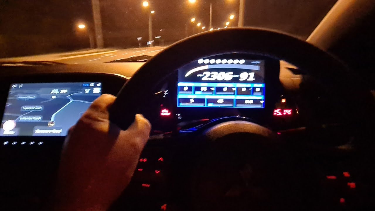 The Best Evo X Dash | Powertune Digital Dash