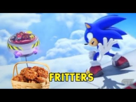 Unaired Sonic Lost World Commercial (Parody)