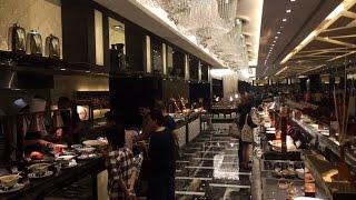 Buffet 101 Longest Buffet Table in the Philippines Glorietta Ayala Makati by HourPhilippines.com