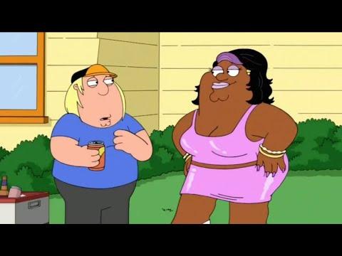 Family Guy  Peters Black Daughter