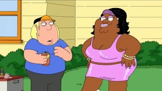 Family Guy - Peters Black Daughter