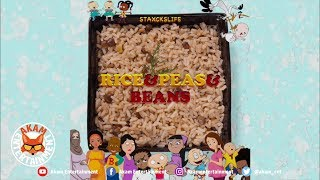 Staxckslife - Rice & Peas & Beans - November 2019