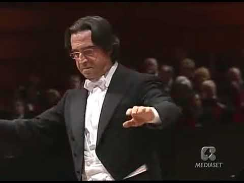 MOZART Piano Concerto No  21 - Maurizio Pollini & Riccardo Muti -