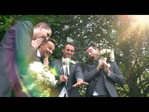 Gary & Lisa - Wedding Highlights - Newlands Hall