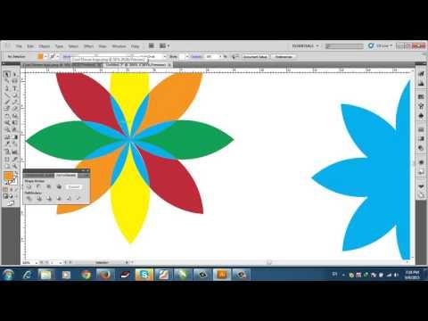 Adobe Illustrator CS6 lesson1 Speak Khmer