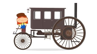 Мультфильм про машинки - Доктор Машинкова  - Машина времени - развивающий мультфильм