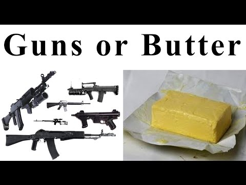 The Guns and Butter Theory