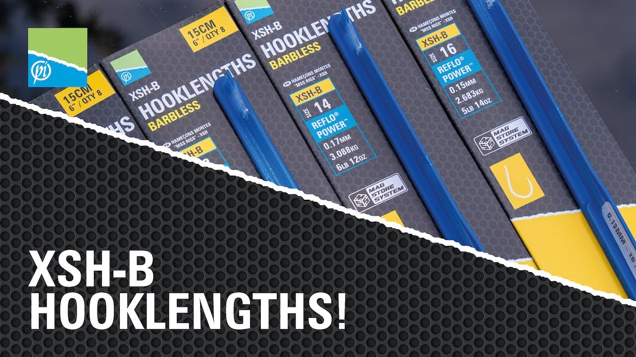 XSH-B Mag Store Hooklengths - EXPLAINED!