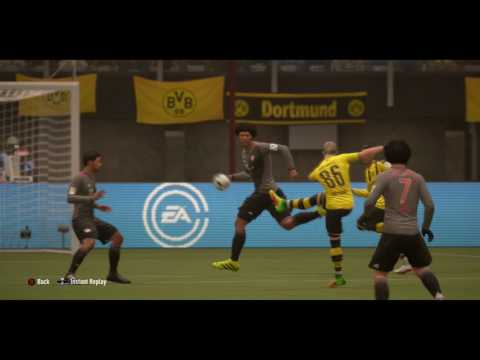 Winning Goal Season 28 Polka Final Dortmund v Bayern 2017
