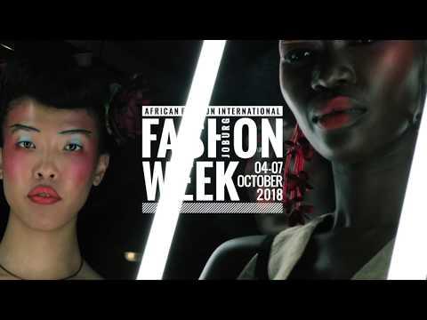 AFI Joburg Fashion Week 2018
